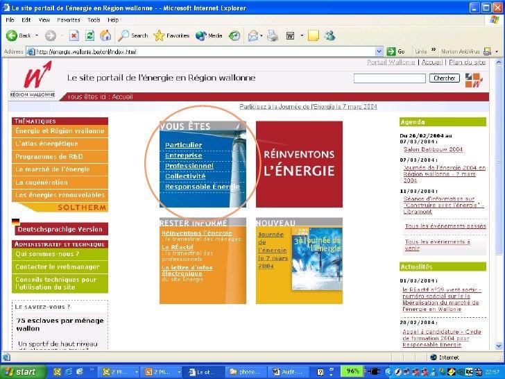 55<br />Site Web et Profil internaute<br />