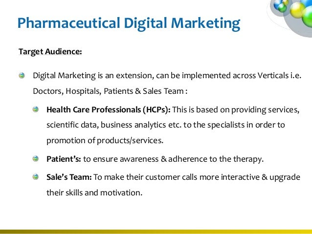 Digital Marketing In Pharma India