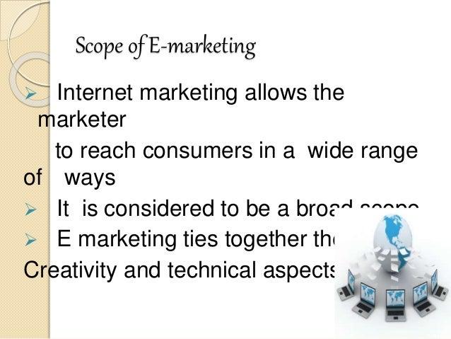 Marketing and e business essay