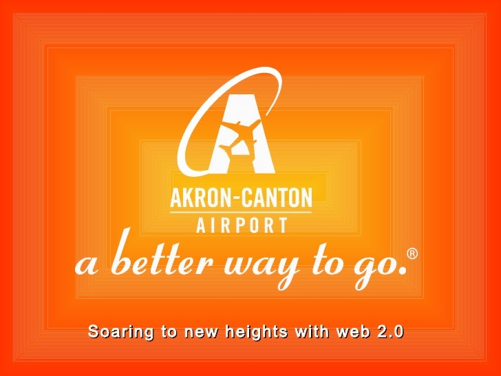 Soaring to new heights with web 2.0