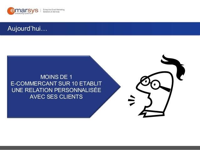 ECP2013 - Bonnes pratiques pour automatiser vos campagnes emarketing Slide 2