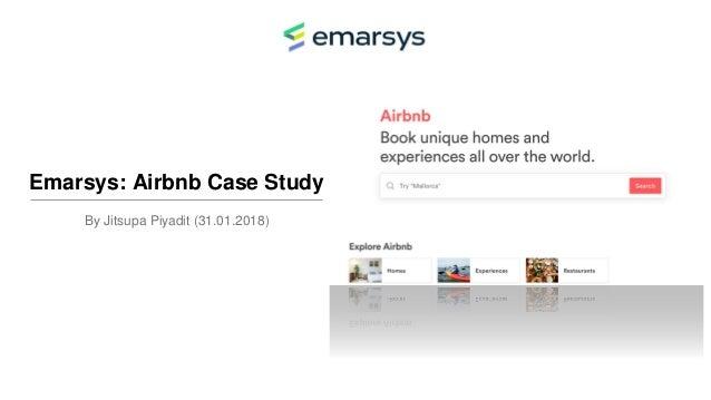 Emarsys: Airbnb Case Study By Jitsupa Piyadit (31.01.2018)