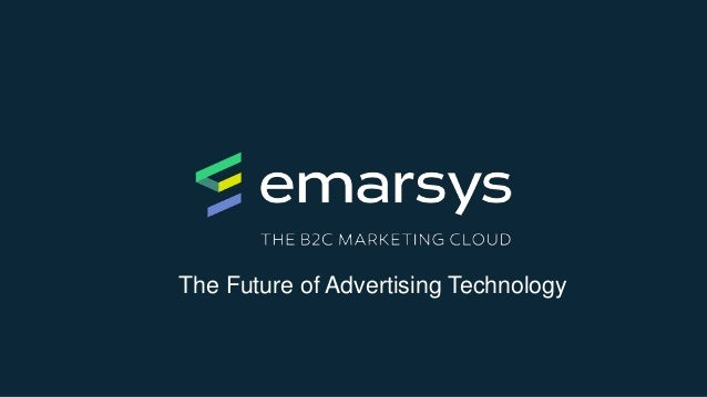 The Future of Advertising Technology