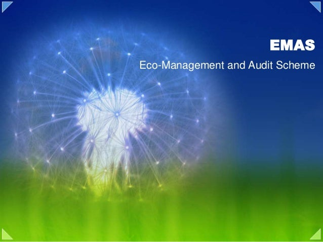 Environment premium environmental management eu eco-management and.