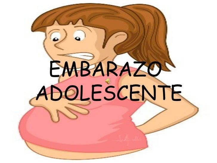 Resultado de imagen para embarazo en la adolescencia
