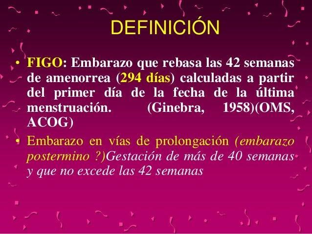 a1825960d EMBARAZO PROLONGADO UNJFSC HUACHO 2012 DR FELIX H CAMPOS ALCALA  2.