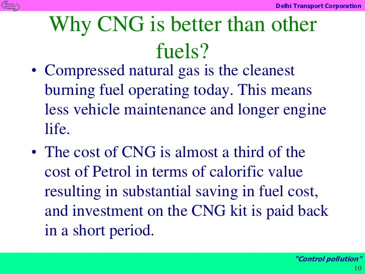 cng is better than petrol and diesel