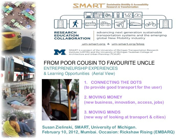 FROM POOR COUSIN TO FAVOURITE UNCLEENTREPRENEURSHIP EXPERIENCES& Learning Opportunities (Aerial View)                    1...