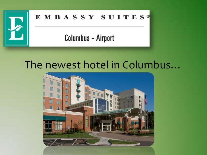 The newest hotel in Columbus…<br />