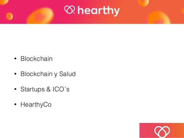 Blockchain en Sector Salud Slide 3