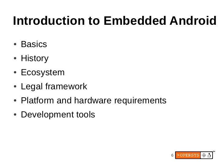 Android Jumpstart ESC SV 2012 Part I