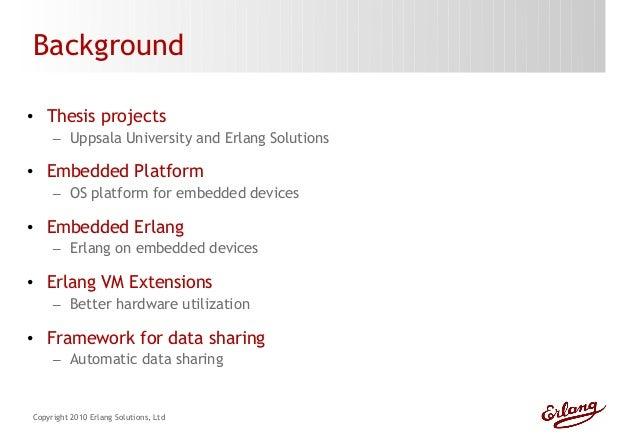 Embedded erlang-fscons-2010 Slide 2