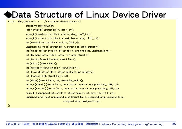 Embedded Linux: Introduction