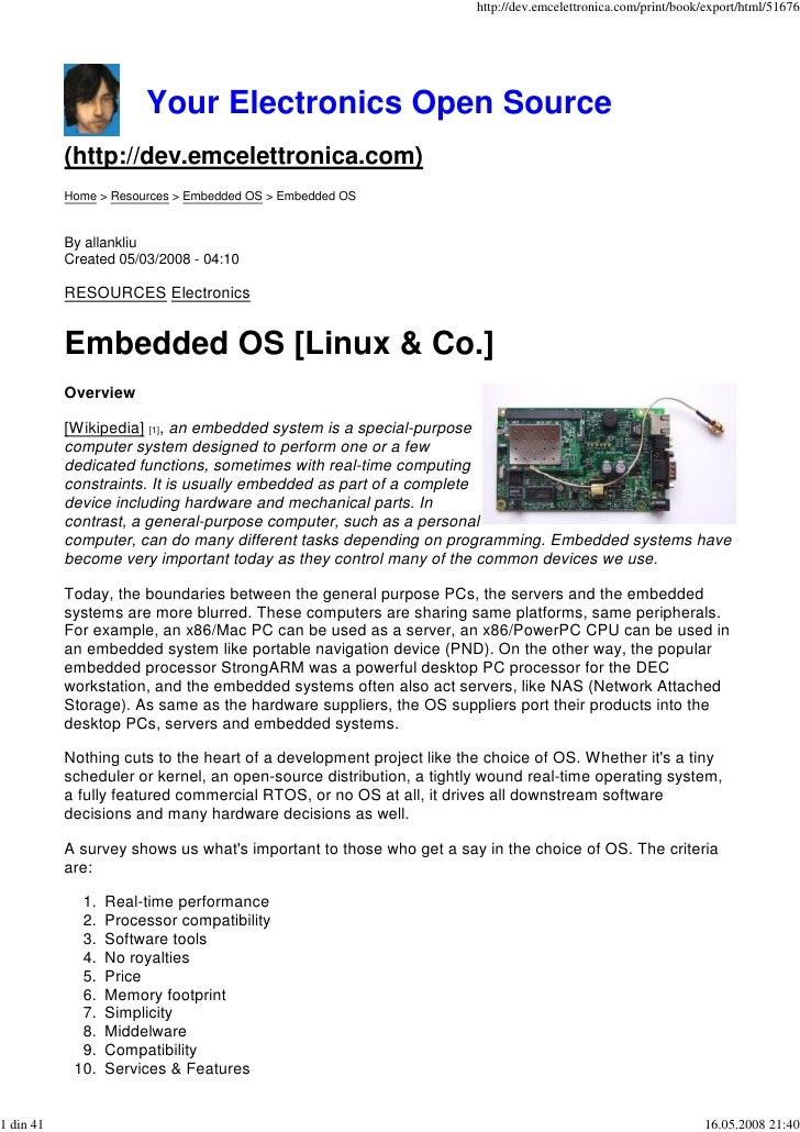 http://dev.emcelettronica.com/print/book/export/html/51676                            Your Electronics Open Source        ...