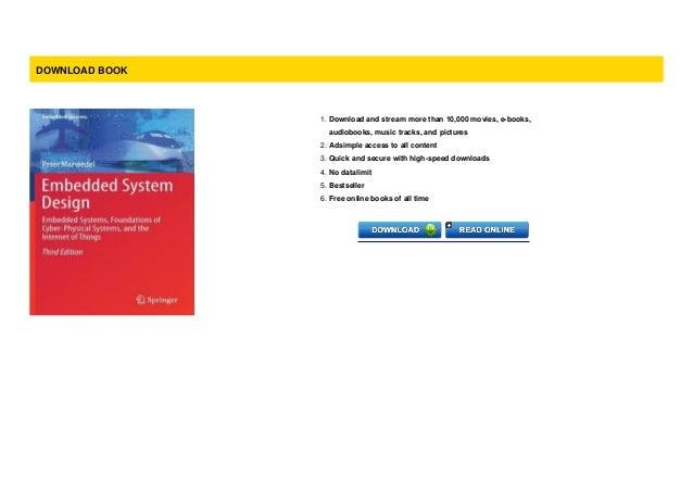 B O O K Embedded System Design Embedded Systems Foundations Of Cyb