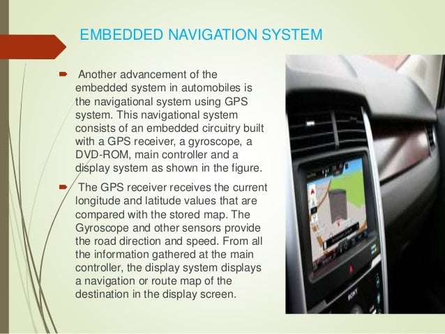 embedded system in automobiles. Black Bedroom Furniture Sets. Home Design Ideas