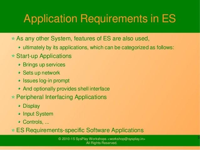 Embedded Applications Slide 3