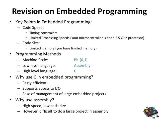 Embedded c c++ programming fundamentals master