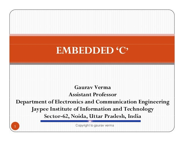 Embedded C Interview Questions Answers Pdf