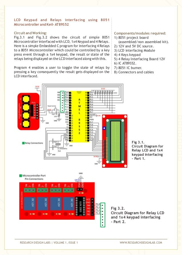 Diagram For Relay - Wiring Diagrams List