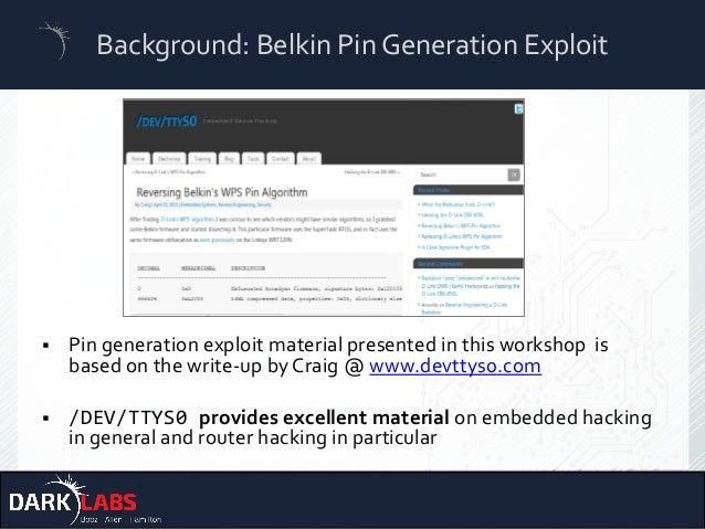 Tp Link Wps Pin Hack