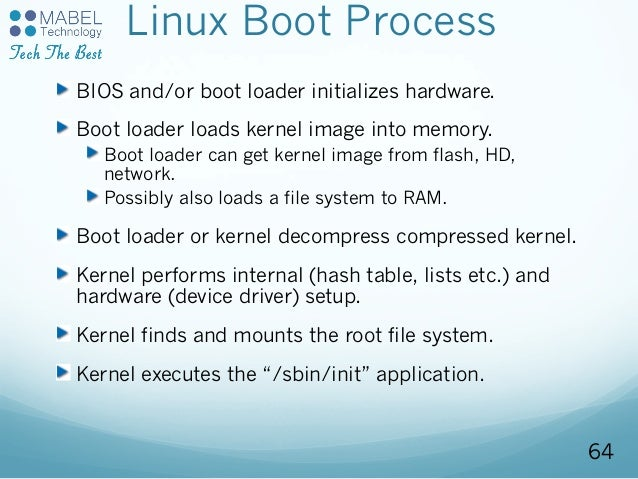 Programming Embedded linux