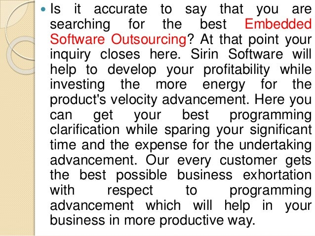  Software Outsourcing in Ukraine with us is the most beneficial approach to spare your cash and time. You will get the fu...