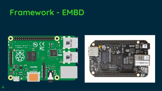 Embedded software with Golang