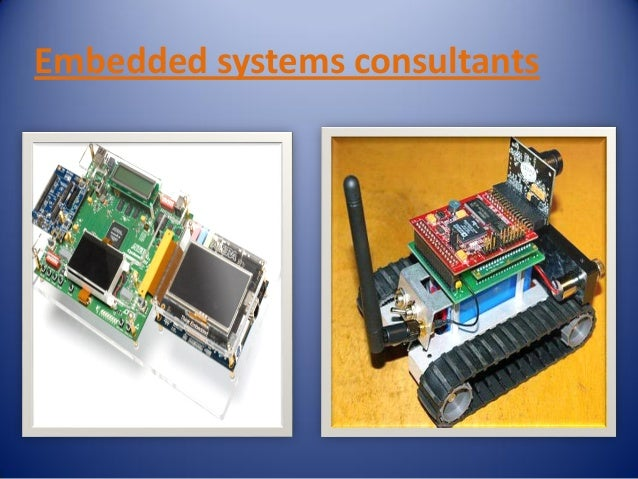 Embedded systems consultants