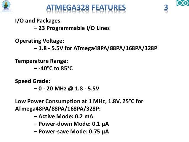 Atmega328 Instruction Set Summary