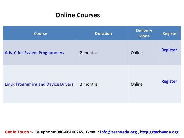 Embedded systems training institute in hyderabad