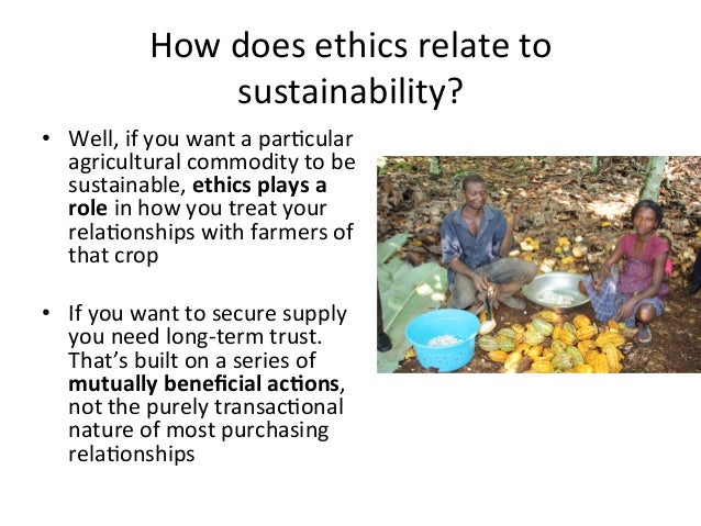 business ethics and sustainability Business ethics: moral guidelines for the conduct of business based on notions of what is right, wrong and fairmost business people rely upon their own consciences in making business decisions, falling back upon their own moral and religious backgrounds for guidance.