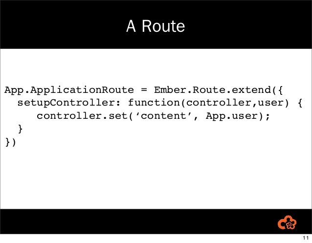 Ember.js for SFHTML5