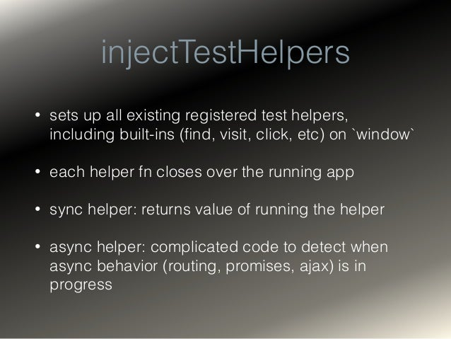 function helper(app, name) {! var fn = helpers[name].method;! var meta = helpers[name].meta;! ! return function() {! var a...