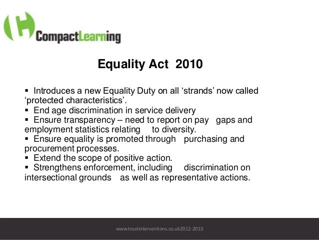 ct297 principles of diversity equality and Download equality and diversity policy template this example pdf template covers all the basics of what your policy should include it will need expanding and tailoring to your company's requirements but should prove to be of use to you.
