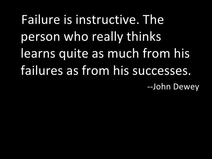 Embracing Failure Slide 2