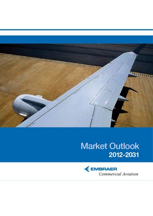 Embraer market outlook_2012_2031