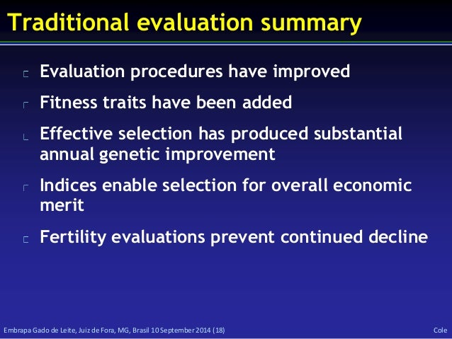 genetic improvement programs for us dairy cattle