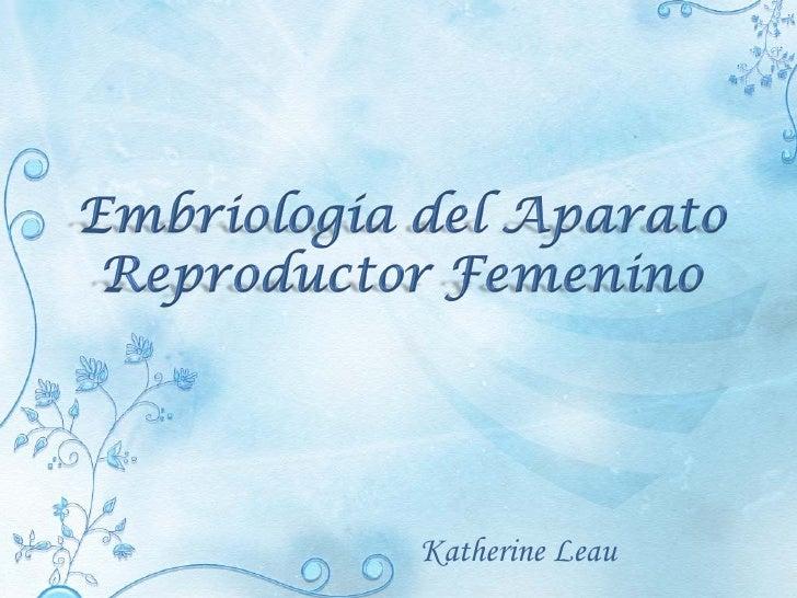 Katherine Leau