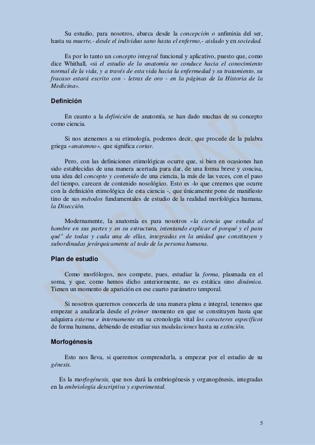Famoso Embriología Definición Anatomía Molde - Anatomía de Las ...