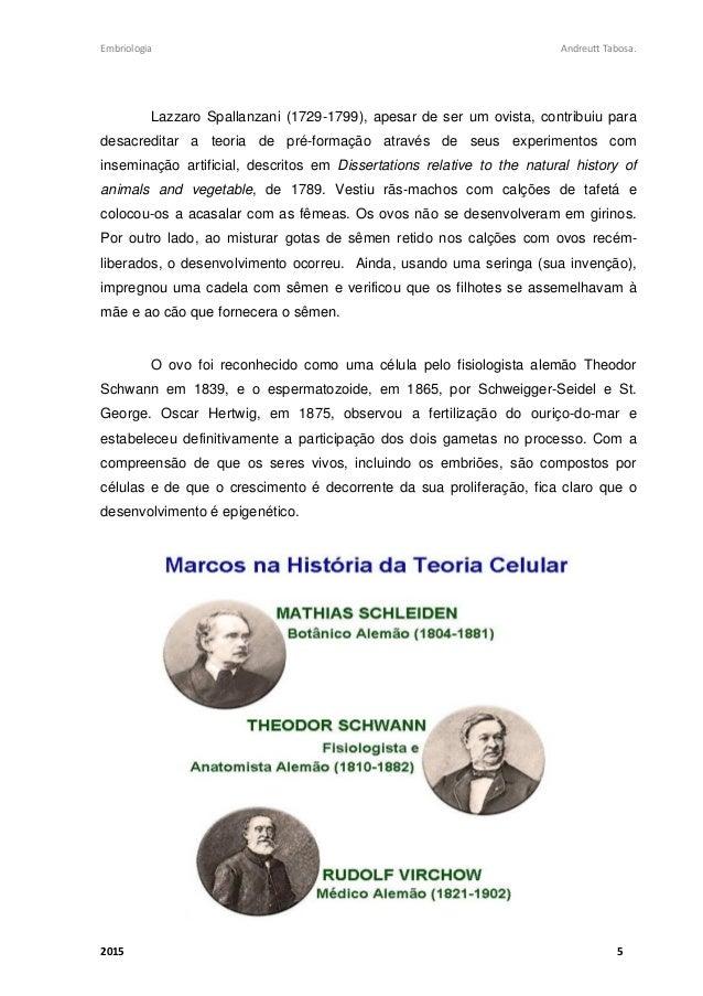 spallanzani dissertations Lazzaro spallanzani's discussions about the origins and constitution of fossils  in a short dissertation, dissertazione sopra i corpi marino-montani, presented .