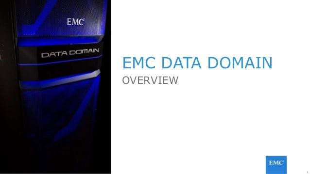 1© Copyright 2015 EMC Corporation. All rights reserved. EMC DATA DOMAIN OVERVIEW