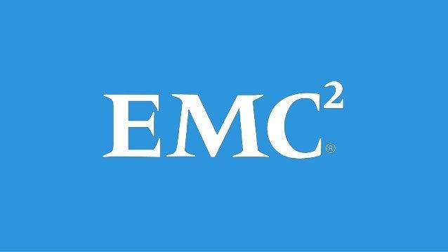Emc ecs 2 technical deep dive workshop