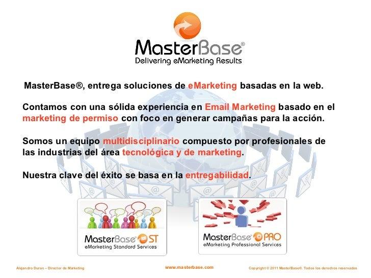 Email Marketing: Centro Comunicacion Digital Slide 2
