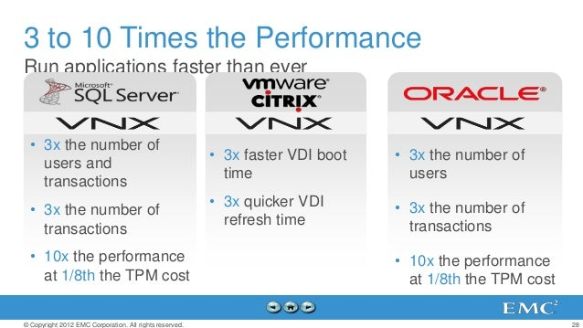 3 to 10 Times the PerformanceRun applications faster than ever  • 3x the number of                                        ...
