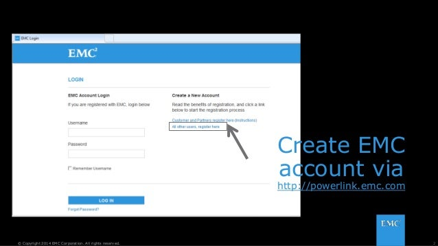 creating a powerlink id