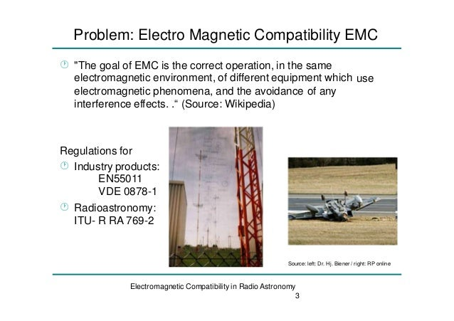 Emic effects in radio frequency instruments Slide 3