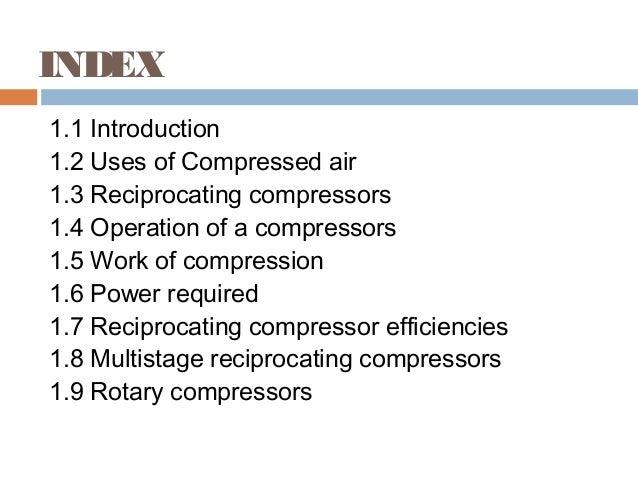 Air Compressor Slide 3